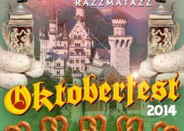 Вечеринка El Dirty Oktoberfest 2014